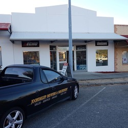 Joondalup Mowers Shop Front